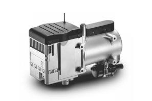 Предпусковой подогреватель Eberspacher HYDRONIC МII D12 с монтажным комплектом
