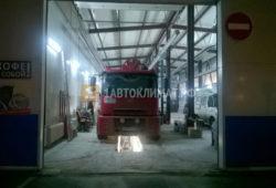 Установка отопителя Webasto Air Top на Ford Cargo