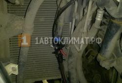 Установка отопителя Webasto AirTop Evo 40 на грузовик ISUZU