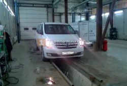 Установка предпускового подогревателя Webasto Thermo Top на Hyundai H1