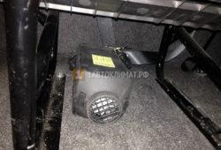 Установка отопителя Планар 2Д в кабину Газель NEXT