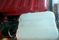 Установка автономного отопителя Планар 4ДМ2 на грузовик Nissan Cabstar