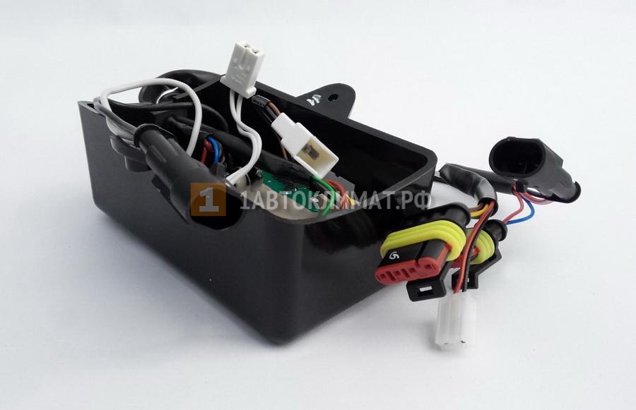 Блок управления 24в (применяется без датчика потока воздуха)