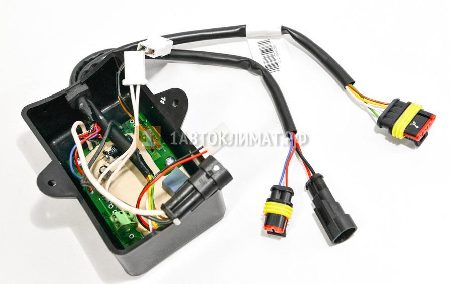 Блок управления 24В (применяется с датчиком потока воздуха)