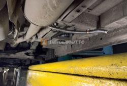 Установка автономки Webasto на Ford Transit