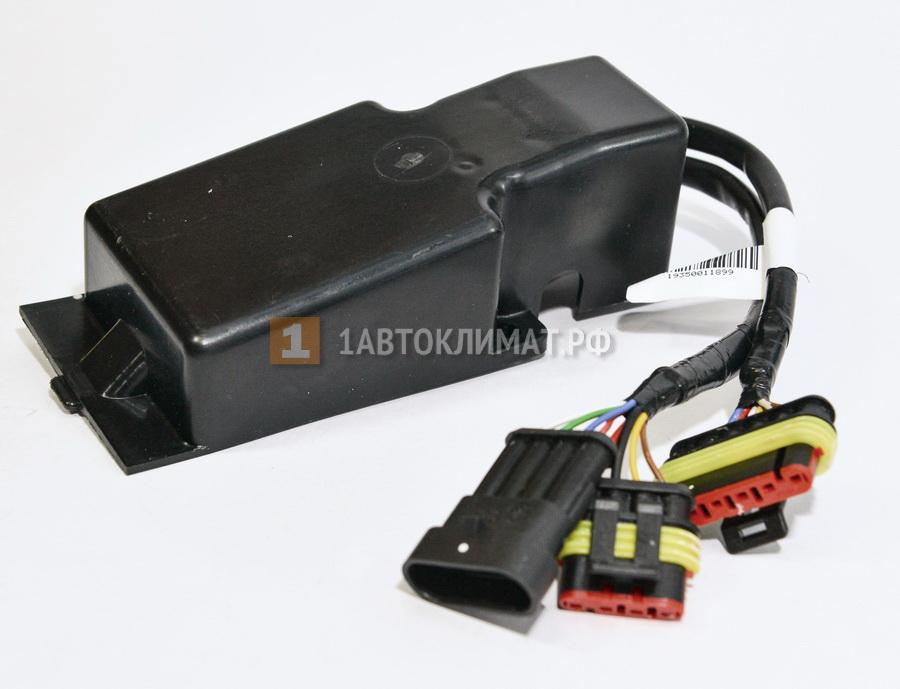 Блок управления (дизель 12 в с датчиками температуры в Al корпусе)