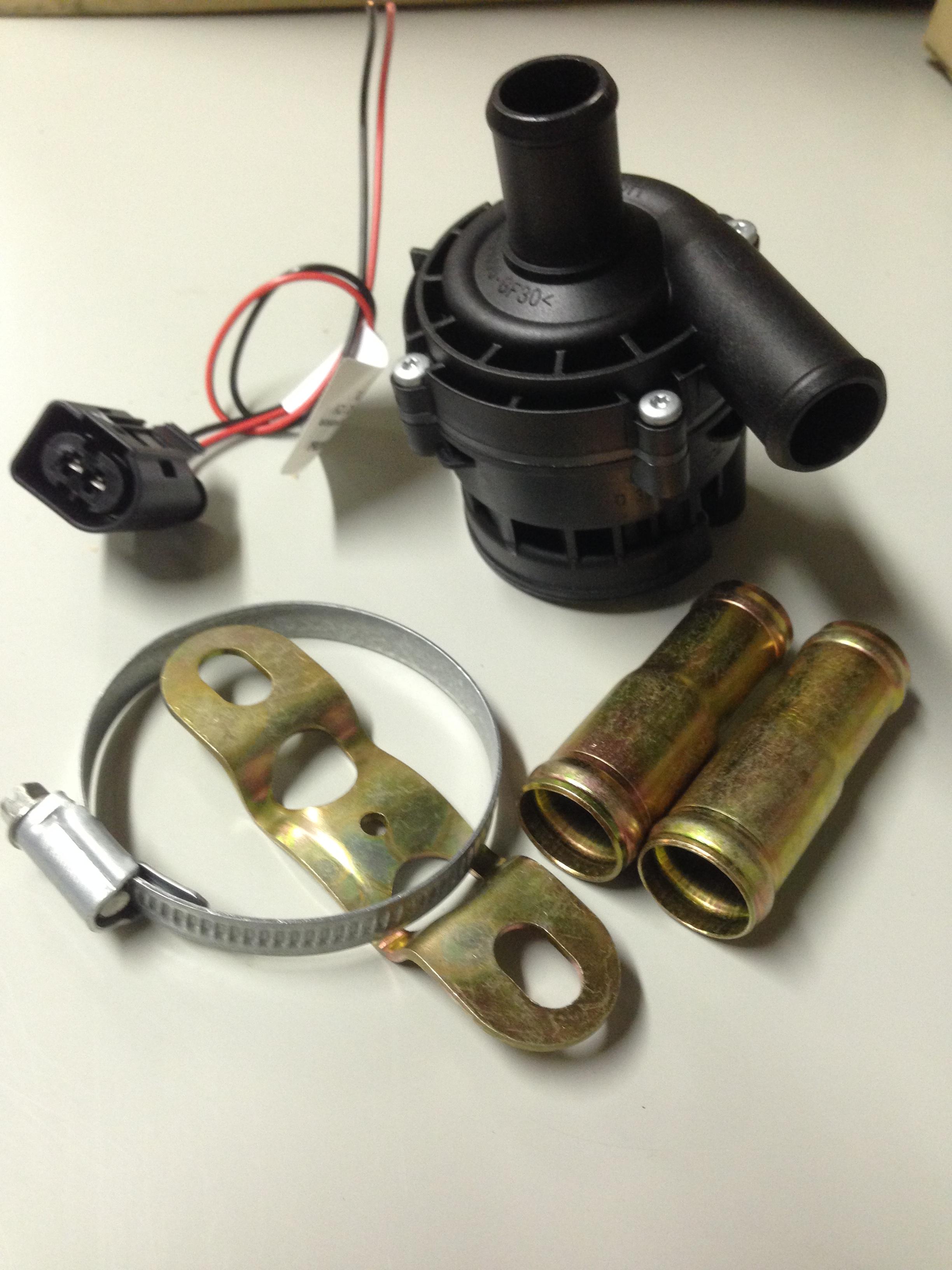 Монтажный комплект помпы Bosch PAD 12V