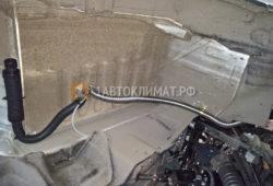Монтаж автономки Планар 2Д-24 на грузовик Хино 500