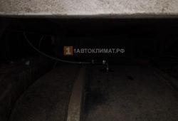 Установка в будку КАМАЗа автономного отопителя Планар 44Д
