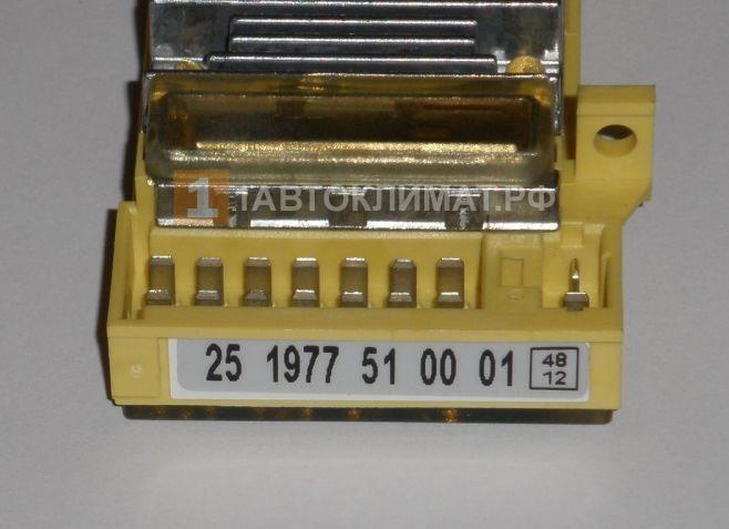 Блок управления 24В D1 LC compact (25 1977, 25 1978)