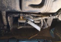 Установка предпускового подогревателя Eberspacher Hydronic на Ford Tourneo.