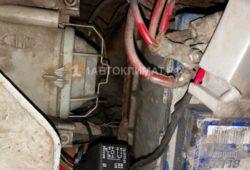 Установка жидкостного предпускового подогревателя Бинар 5S на Volkswagen Transporter