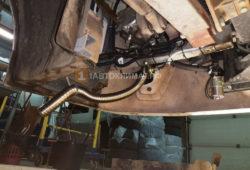 Установка предпускового подогревателя Теплостар 14ТС-10 на газель NEXT