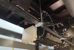 Установка воздушного отопителя ПЛАНАР 4ДМ2-24 в кабину грузовика ГАЗон NEXT