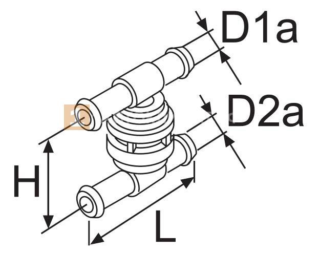 Клапан обратный / 115472