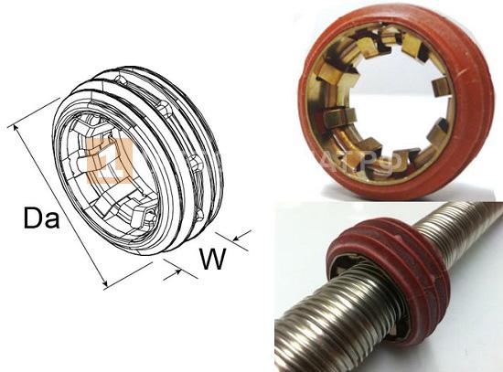 Кольца термостойкие дистанционные для TT-Evo  упаковка 5 шт.