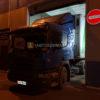 Установка отопителя ПЛАНАР-8ДМ в фургон рефрижератор Scania.