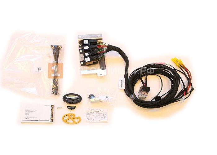 Комплект дооборудования догревателя (минитаймер + жгут проводов)