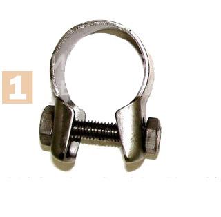 Хомут 24-27 (металл) / 1312409A