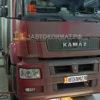 Установка воздушного отопителя ПЛАНАР-8ДМ-24 (8 кВт) в фургон-будку грузовика КамАЗ
