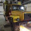 Установка воздушного отопителя ПЛАНАР 44Д-24-GP ( 4 кВт) в будку грузовика ГаЗ