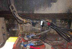 Подключение электропроводов отопителя к аккамулятору автомобиля