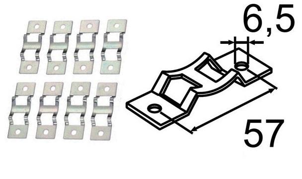 Пластина упаковка 10 шт. (металл) / ВБ
