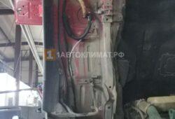 Труба воздухозабора под кабиной