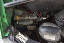 Подключение отопителя к аккамулятору грузовика