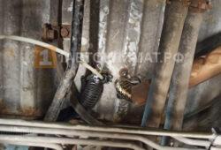 Вывод выхлопных газов из салона