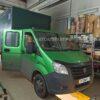 Установка воздушного отопителя Webasto Air Top 2000 STC в кабину грузовика ГАЗель NEXT