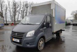 Монтаж автономного отопителя Планар 2Д-12 в кабину грузовика Газель