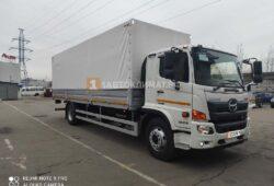 Установка в салон среднетоннажный грузовик Хино (HINO) воздушного отопителя ПЛАНАР 2Д-24 (2 кВт)