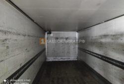 Размещение отопителя в фургоне