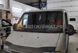 Установка предпускового подогревателя Бинар 5S на фургон Fiat Ducato на ПТО ПУЛЬСАН