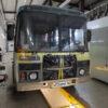 Установка автономного воздушного отопителя ПЛАНАР 44Д-24-GP ( 4 кВт) в салон автобуса ПАЗ