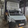 Установка в кабину ГАЗЕЛи NEXT еврофургон воздушного отопителя СПУТНИК-2Д 12 В
