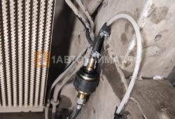 Размещение топливного насоса подогревателя