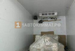 Размещение Планара в фургоне рядом с холодильной установкой