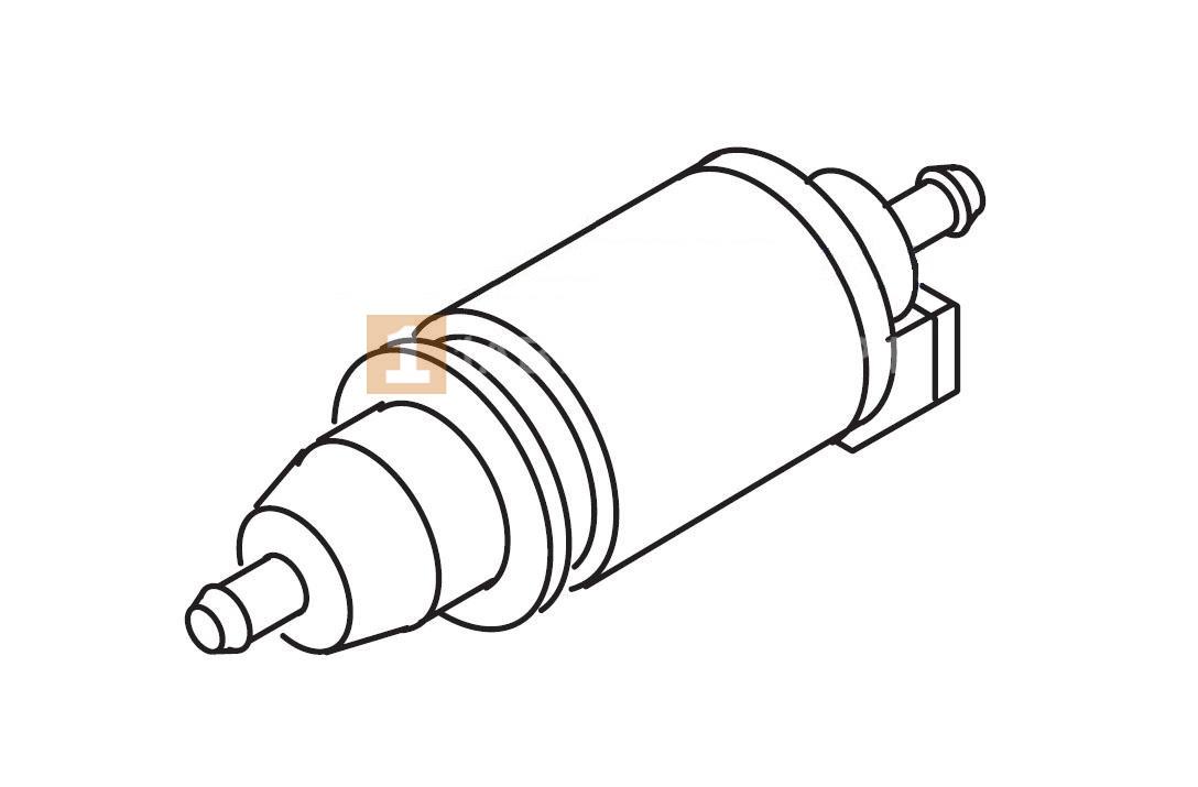 Насос топливный дозирующий Thermo Top 12В / 9012871B