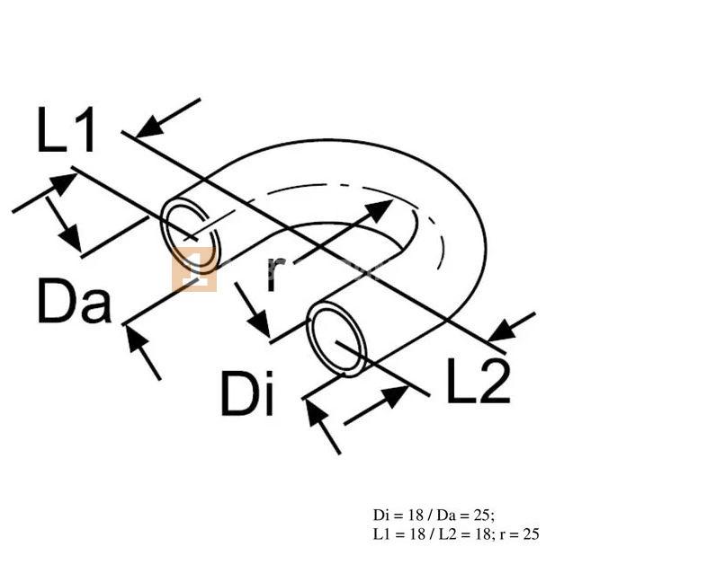 Шланг (резина) / 403474