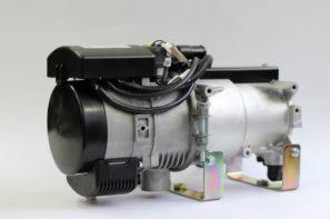 Предпусковой подогреватель Теплостар 14ТС-10 МИНИ 12В GP МК  (с монтажным комплектом)
