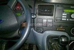 Установка отопителя Webasto в фургон Ford Transit