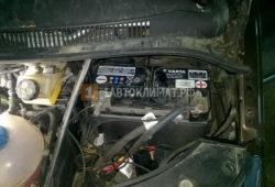 Замена штатного догревателя Volkswagen Multivan на Webasto