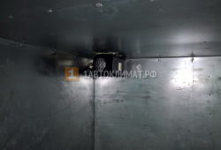 Монтаж отопителя Планар 44Д в будку на Газель