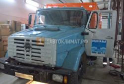 Установка Планар 3 кВт для обогрева кунга на грузовик ЗИЛ