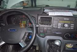 Установка подогревателя ДВС Бинар 5S на Форд Транзит