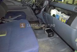 Установка Webasto Air Top 2000 на Mitsubishi Fuso