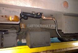 Установка Планар 44Д-24 на специализированный  автомобиль ISUZU